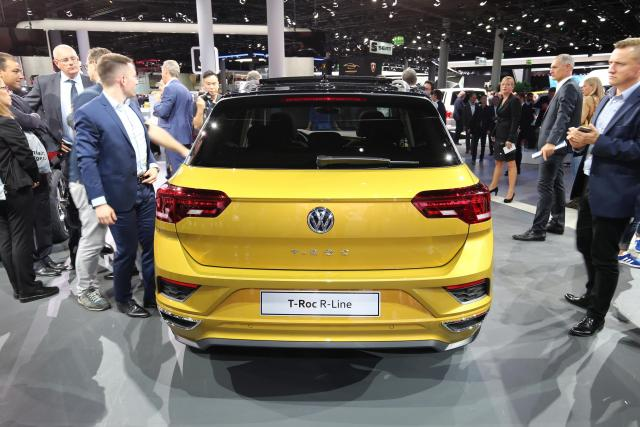 VW T-Roc R-Line (Foto: Newspress)