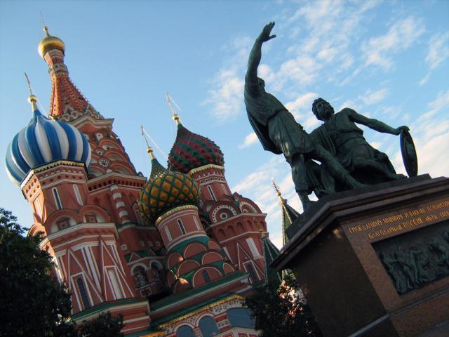 Moscow (freeimages.com)