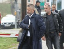 Oric is seen in Sarajevo on Monday (Tanjug/Fena)