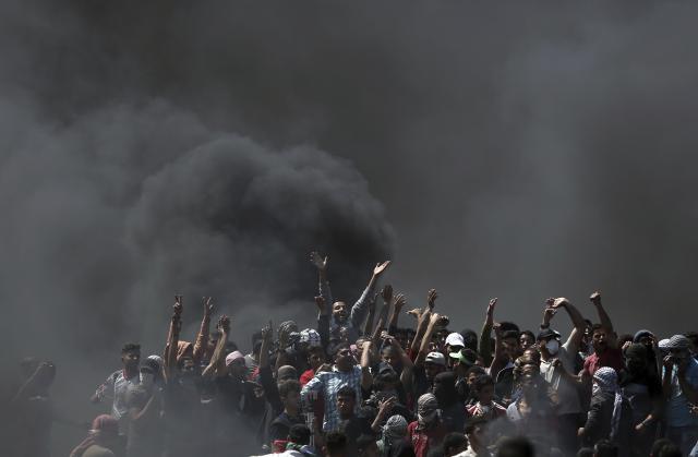 Za-Palestince-ponedeljak-je-bio-najkrvaviji-dan