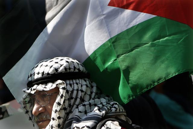 Palestinci-sahranjuju-mrtve