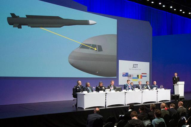 Russian Military Missile Was Responsible for Downing Deadly Flight MH17, Investigators Find