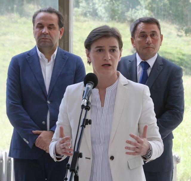 Photo: Tanjug / Serbia / Slobodan Miljevi government