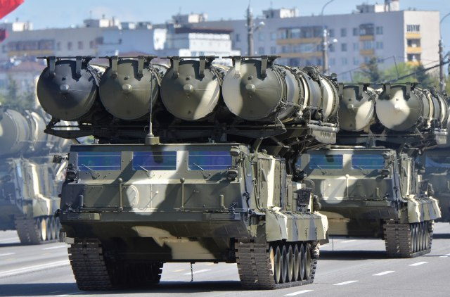 Russian Federation  to send advanced S-300 missile defense systems to Syria