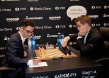Photo by Tristan Fewings/Getty Images for World Chess