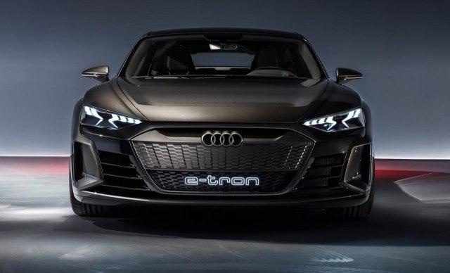 E-Tron GT Concept 2018.