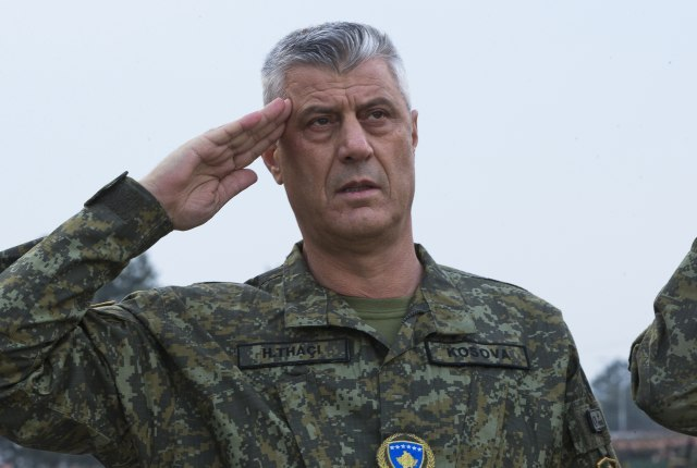 Kosovo parliament overwhelmingly votes to form army