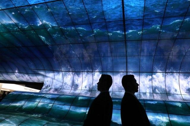 LG predstavio džinovski OLED ekran od 19,8 metara VIDEO