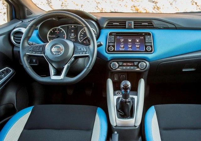 Inside Nissan Micre