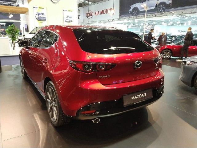 Mazda3 Hatchback (Image: B92)