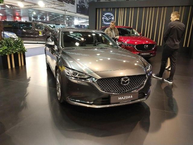 Mazda6 (Image: B92)