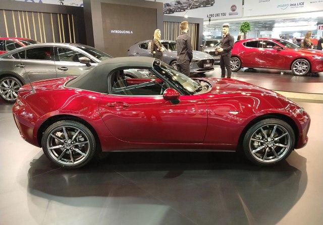 Mazda MX-5 (Pic: B92)