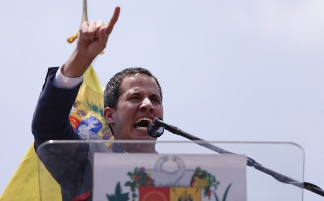 US Does Not Intend to Solve Venezuelan Crisis Militarily - Shanahan