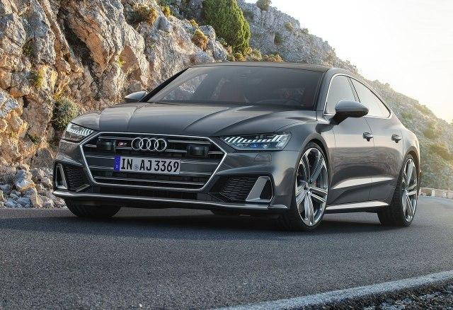 Audi S7 TDI Sportback