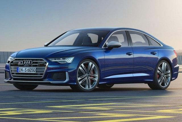 Audi S6 TDI Sedan