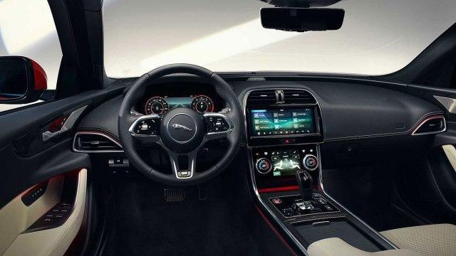 Jaguar XE (Photo: Jaguar promo)