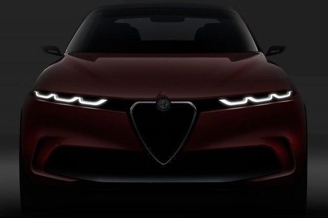 Alfa Romeo Tonle Concept (2019)
