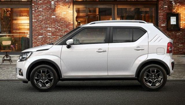Suzuki Ignis (Photo: Suzuki promo)