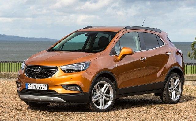 Opel Mokka (Foto: Opel)