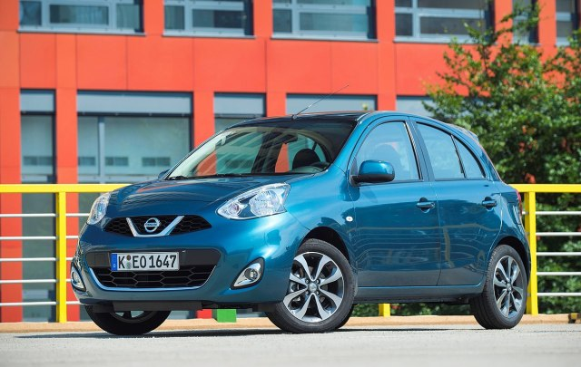 Nissan Micra (Foto: Nissan promo)