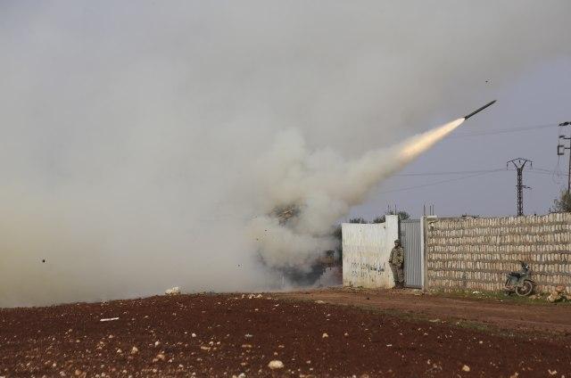 Trump thanks Erdogan for averting catastrophe in Idlib