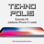 Tehnopolis 24: Jubilarac iPhone X i ostali