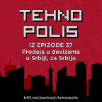 Iz E37: Prodaja u devizama, u Srbiji, za Srbiju