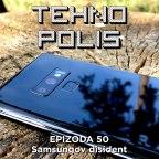Tehnopolis 50: Galaxy Note9 - Samsungov disident