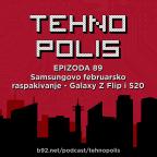 Tehnopolis 89: Samsungovo februarsko raspakivanje - Galaxy Z Flip i S20
