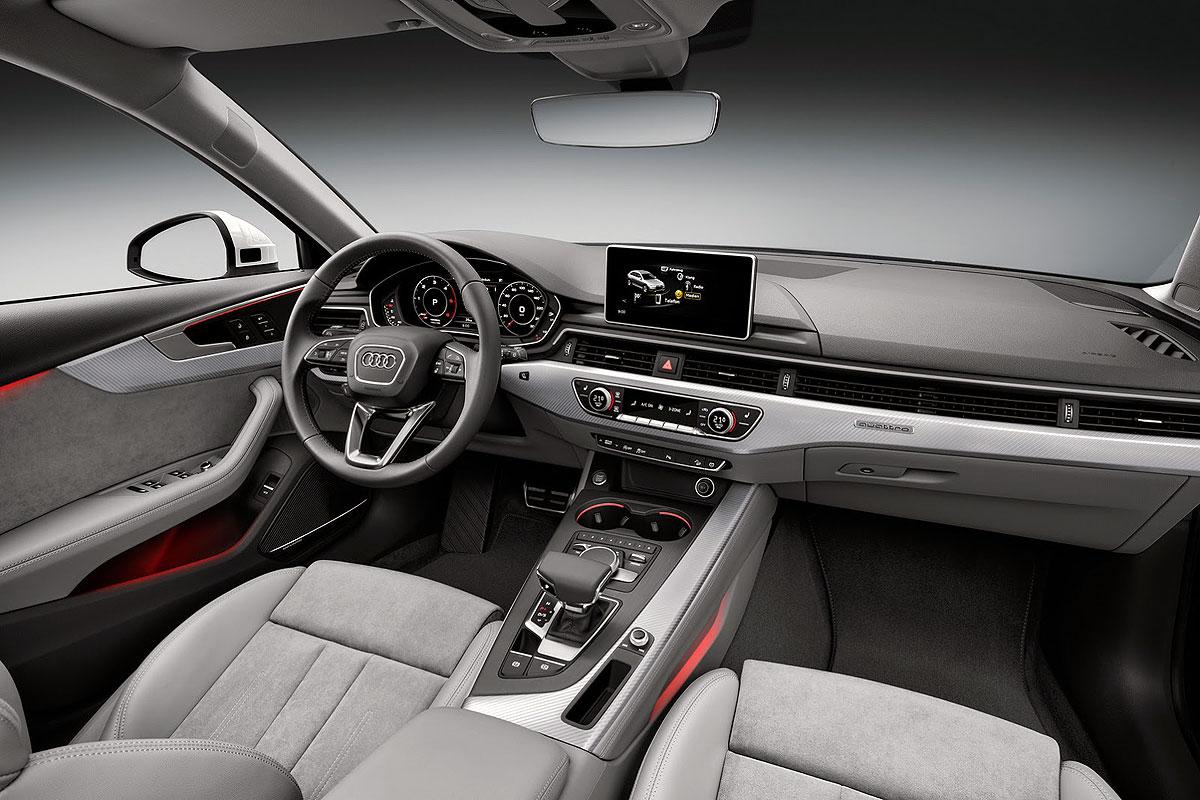 Audi A4 Allroad Quattro Za 2016 Karavan Za Sve Terene B92 Net