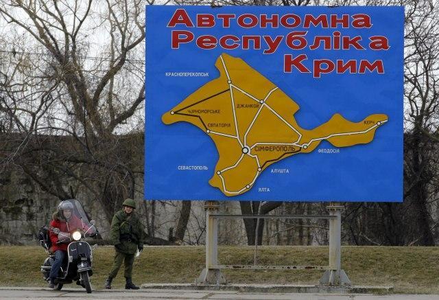 Sta Kazu Geografske Karte Kome To Pripada Krim B92 Net
