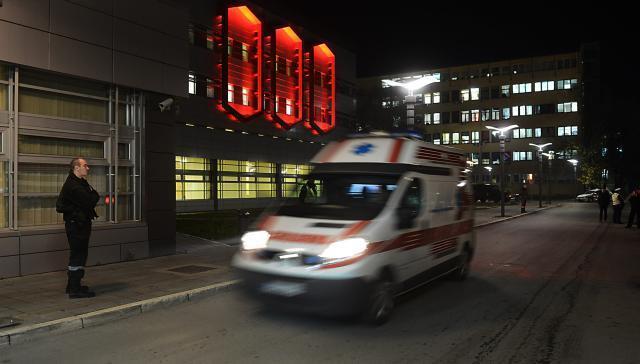Muškarac se polio benzinom i zapalio