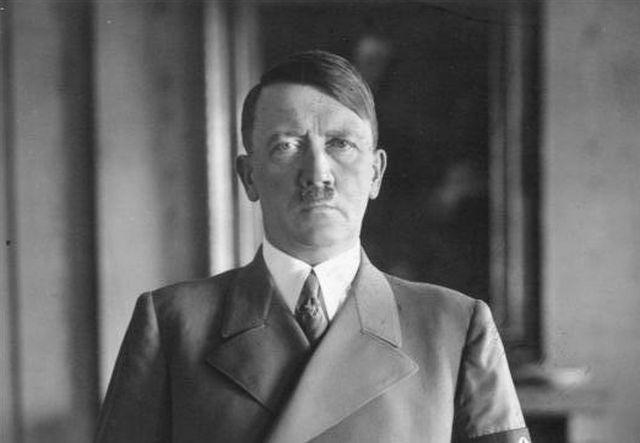 Hitler Mikropenis
