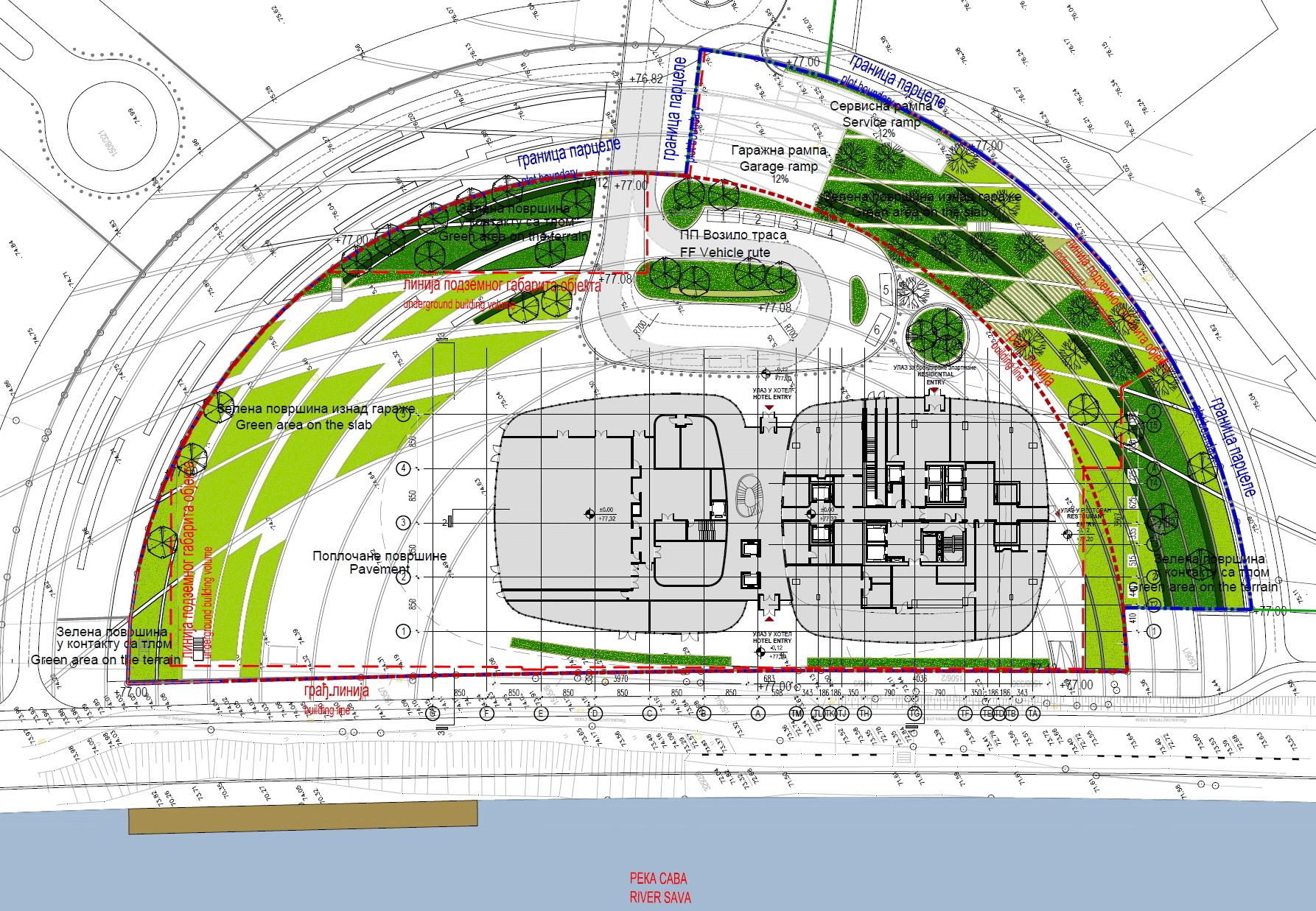 mapa beograda b92 Sve što niste znali o Kuli Beograd/FOTO   B92.net mapa beograda b92