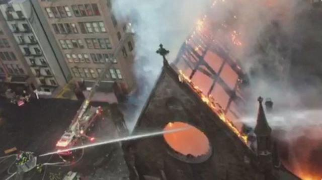 (Image made from NYFD video)