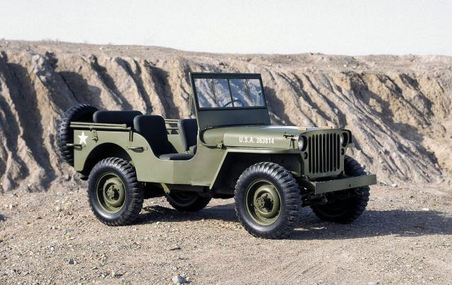 Originalni Willys MB