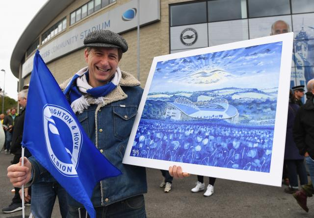 Stadion AMEX (Getty Images)