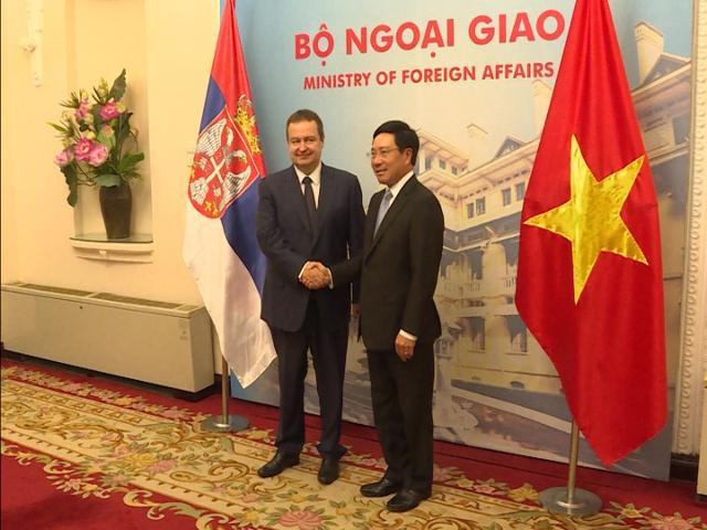 Serbia, Vietnam abolish visas