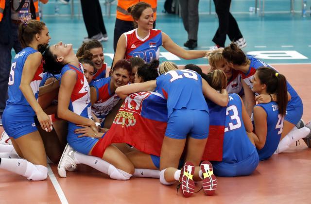 Титула остаје где јој је и место – Србија је најбоља у Европи