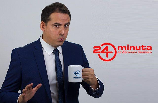 24 minuta sa Zoranom Kesiæem