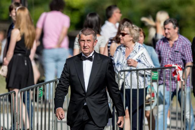 Babiš. Foto: GettyImages