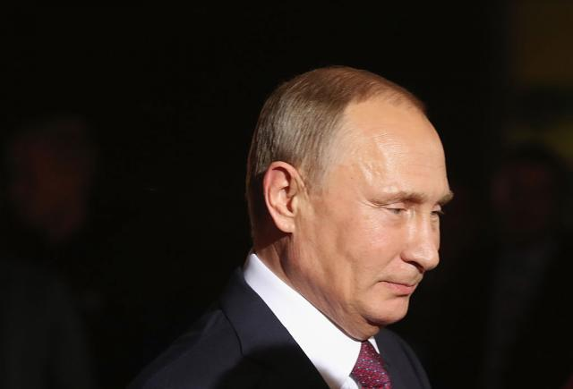 President Vladimir Putin (Getty Images, illustration purposes, file)