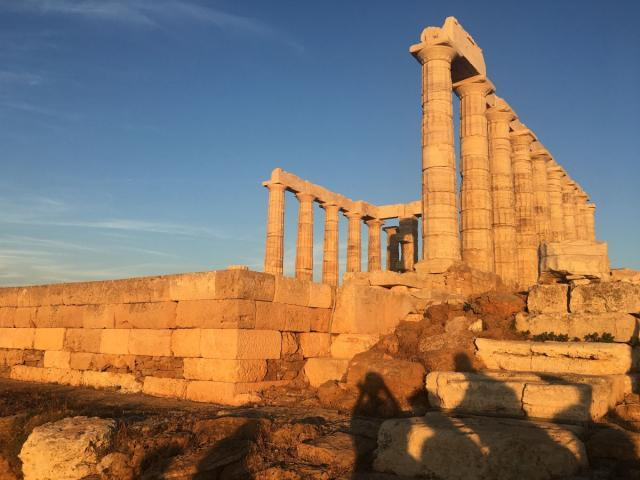 The Poseidon Temple