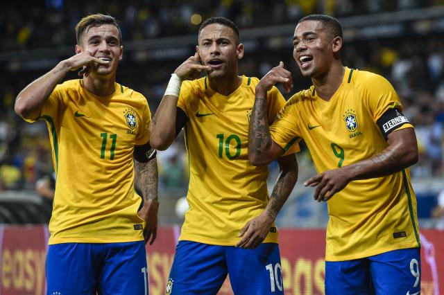 Резултат слика за reprezentacija brazila