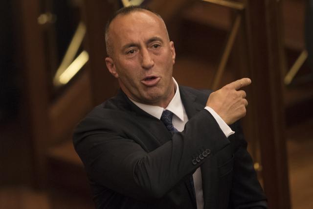 Ramush Haradinaj (EPA, file)