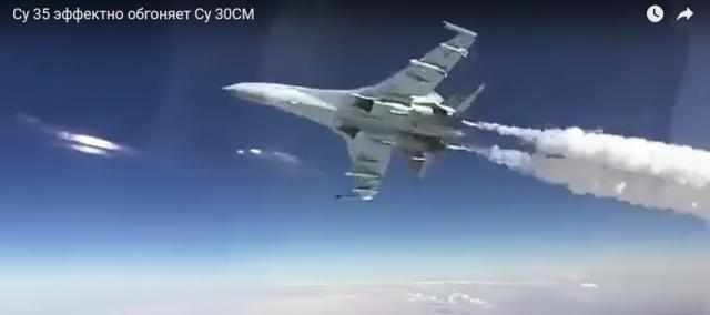 VIDEO: RUSKI PILOTI PRESTRAVILI SVET – MANEVAR KOJI LEDI KRV U VENAMA!