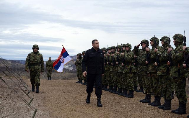 (Serbian MoD)