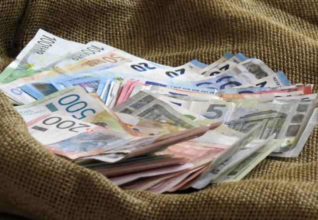 Srpski milioneri teški više od sedam milijardi dinara