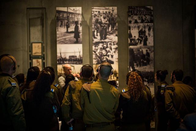 Yad Vashem (Getty Images, file, illustration purposes)