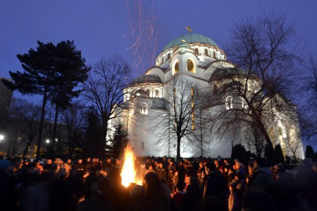tanjug file - When Is Serbian Christmas